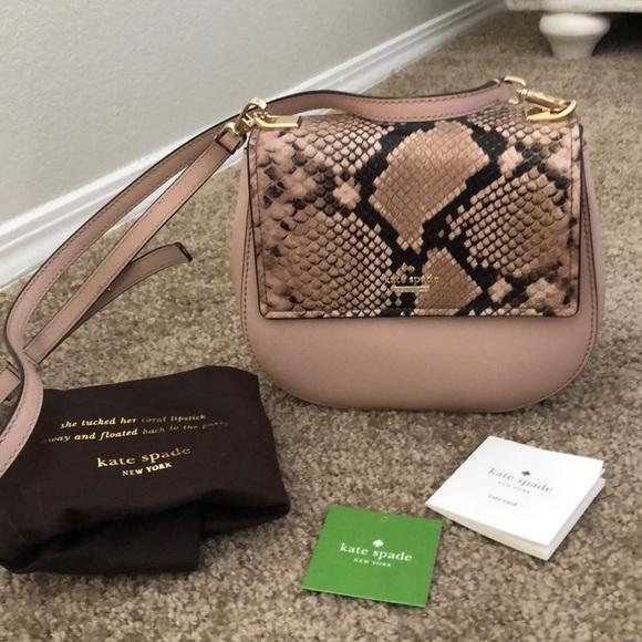 kate spade Handbags - NEW Kate Spade Brydie Cross Body Bag